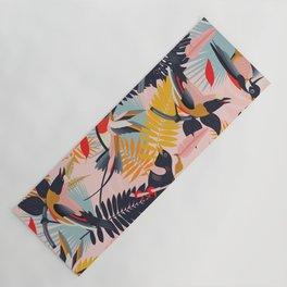 Paradise Birds II. Yoga Mat