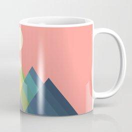 Rainbow Peak Kaffeebecher