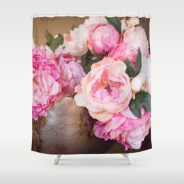 Enduring Romance Shower Curtain