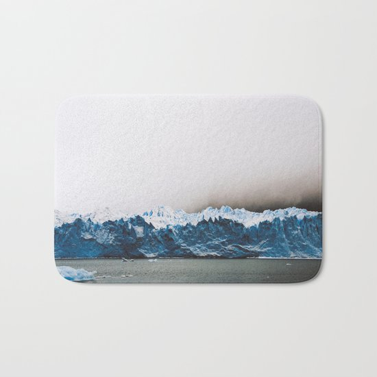 Iceberg Lake Bath Mat