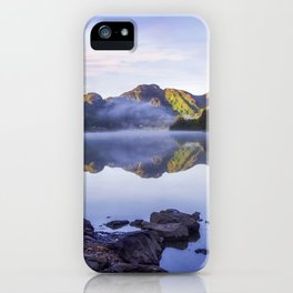 Llyn Crafnant iPhone Case