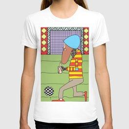 Rasta Soccer!!! T-shirt