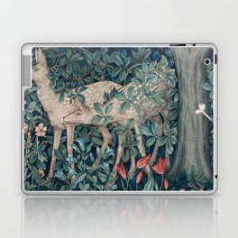 William Morris Forest Deer Laptop & iPad Skin