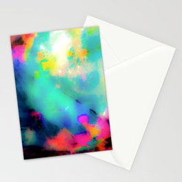 Broke the Kaleidoscope   Stationery Cards
