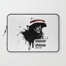 Warsaw Uprising 1944 Laptop Sleeve