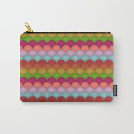 Rainbow Unicorn Scales Carry-All Pouch