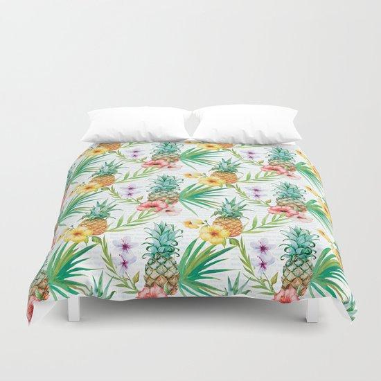 Tropical Summer #13 Duvet Cover