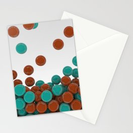 Bubble Gum Drop Stationery Cards