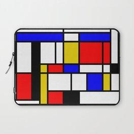 Art work inspired to P. Mondrian (n.1) Laptop Sleeve