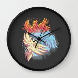Team Battle Go! Wall Clock
