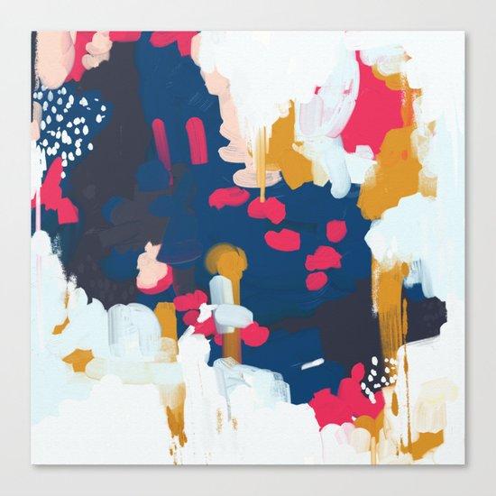 Ninety Nine Canvas Print