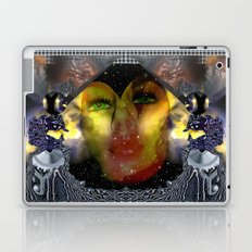 Take the dreams of peacefulness as arms against deceitfulness Laptop & iPad Skin