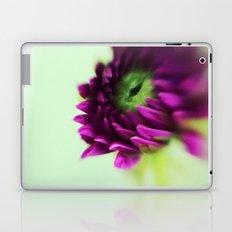 Dahlia Bud Laptop & iPad Skin
