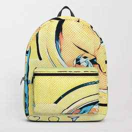 Trapped ~ 13 reasons why Backpack