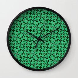 The Riddler 1966 Wall Clock