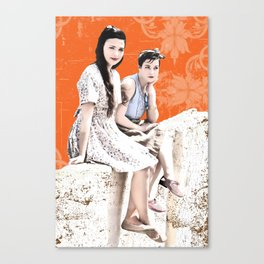Good Friends  Canvas Print