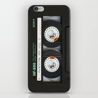 targaryen iPhone & iPod Skins featuring cassette classic mix by neutrone