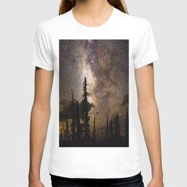 Mountain Milky Way T-shirt