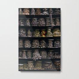 All The Jewels Metal Print