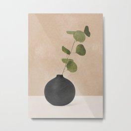 Eucaliptus Decoration II Metal Print