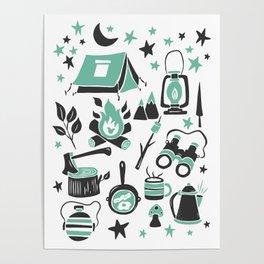 Camp Life Poster