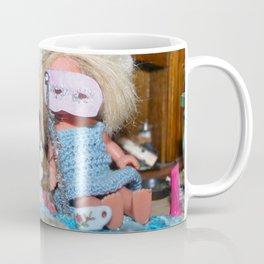Dollhouse Masquerade Coffee Mug