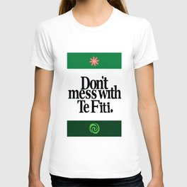 Don't Mess With Te Fiti T-shirt