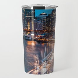 Evening Reflections Travel Mug