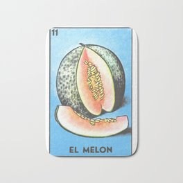 El Melon Bath Mat