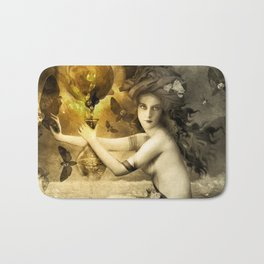 The Blessed Temperance, Gold Bath Mat