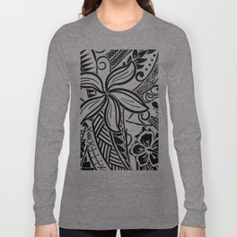 Tiare Tribal Long Sleeve T-shirt