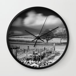 Cloud Wall Wall Clock