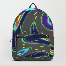 Stormy turbulence Backpack