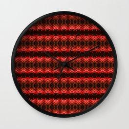 nightride #7 Wall Clock