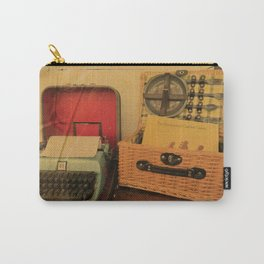 Old Items Carry-All Pouch