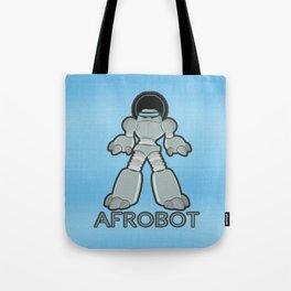 Afrobot Tote Bag
