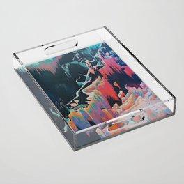 FRHRNRGĪ Acrylic Tray