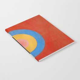 "Hilma af Klint ""The Swan, No. 17, Group IX-SUW"" Notebook"