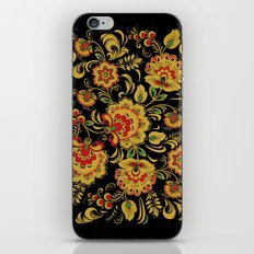 Khokhloma #society6 #buyart #buy #decor iPhone Skin