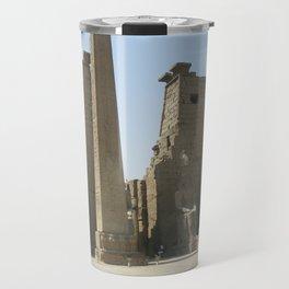 Temple of Luxor, no. 1 Travel Mug