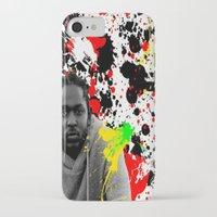 literature iPhone & iPod Cases featuring Literature by Kerosene Bill