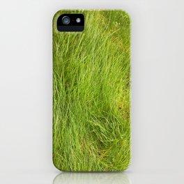 Greensward iPhone Case