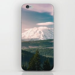 Saints and Sinners - 126/365 Nature Photography Mount St. Helens iPhone Skin