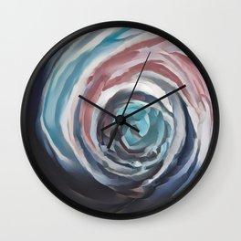 Vertigo abstract Wall Clock