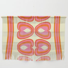 Psi Sixties Wall Hanging