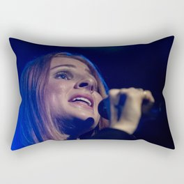 Vera Blue_05 Rectangular Pillow