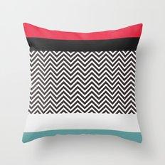 Pattern Uno Throw Pillow