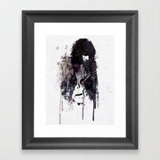 Alice Cooper Framed Art Print