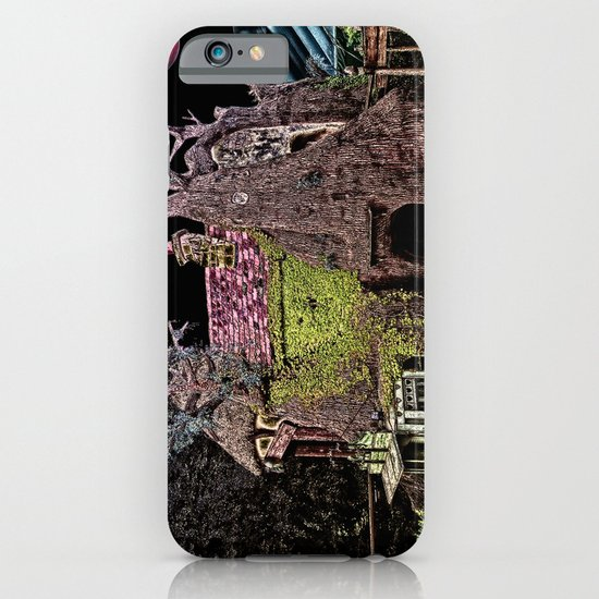 Haunted Tree House iPhone & iPod Case