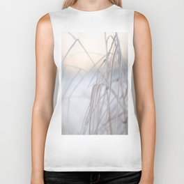 Beautiful Winter Morning Biker Tank